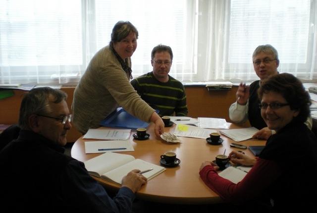 Programový výbor - jednání