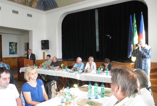 Setkání Mikroregionu Slušovicko a Moštěnka